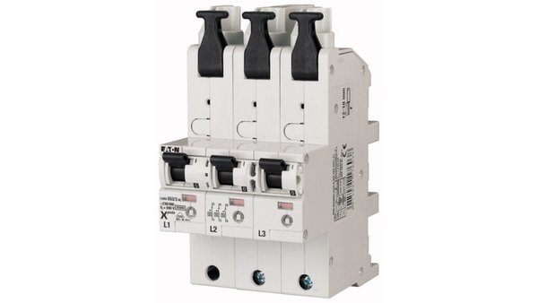 Eaton 119714 Hauptleitungsschutzschalter 25A 230 V, 400V